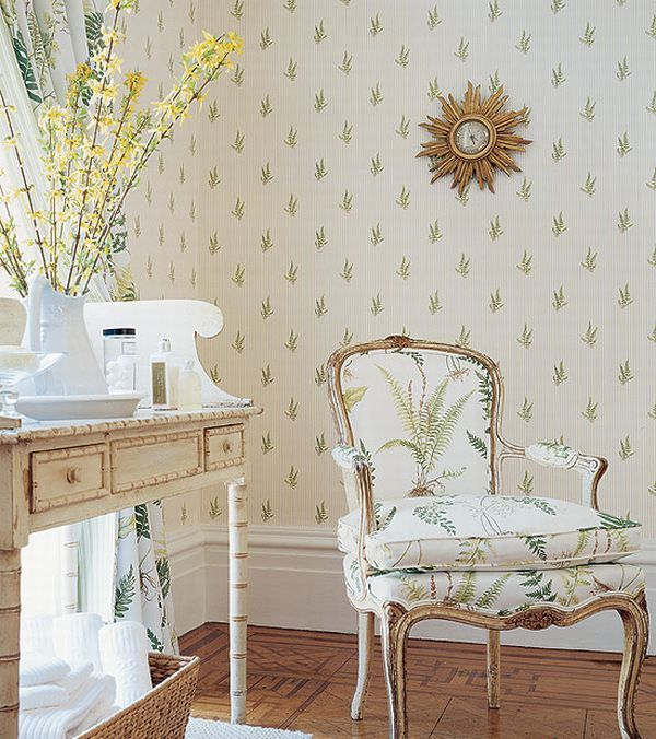 Classic Country Style Part - 39: Classic Furniture In French Country Style Interior Decorating Idea