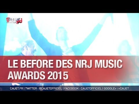 Le Before des NRJ Music Awards 2015 - C'Cauet sur NRJ