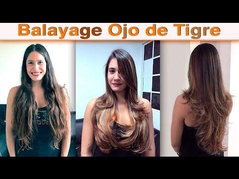 MECHAS OJOS DE TIGRE, TIGER EYE , NOVEDADES EXCLUSIVAS - YouTube