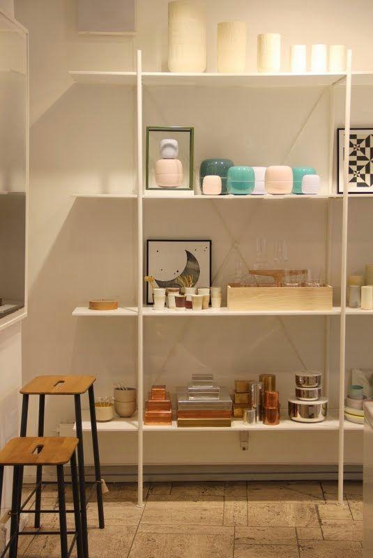Kööpenhaminan sisustusliikkeet // Interior shops in Copenhagen city centre