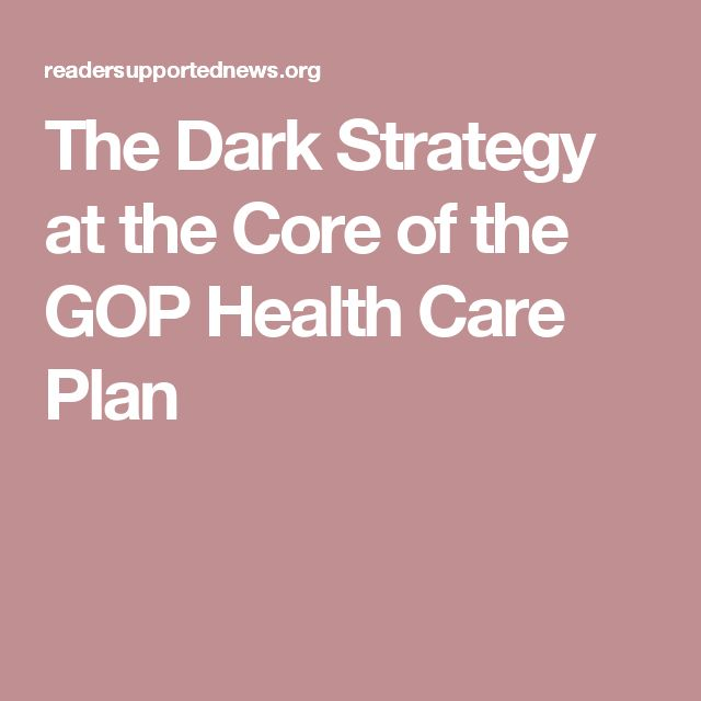 How the House Republican plan to overhaul Obamacare went from repeal-and-replace to cap-and-strangle.  The driving principle of Tryancare is to dangerously erode federal support for health insurance over time – both for individual policies bought in the marketplace and for Medicaid recipients.