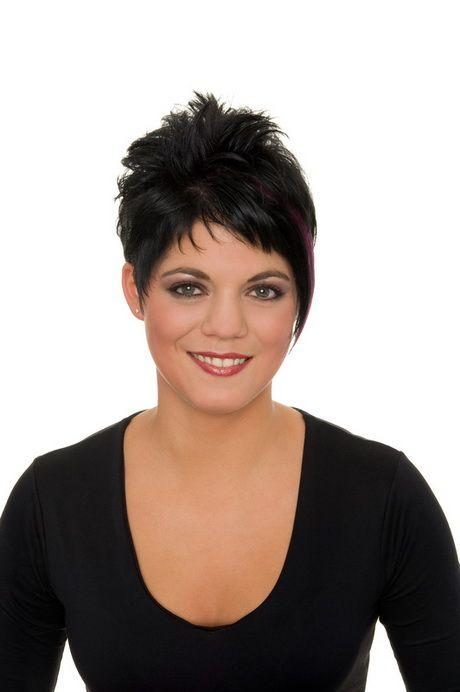 Kurzhaarfrisuren Mollige Damen Frisuren Hair Hair Cuts Und