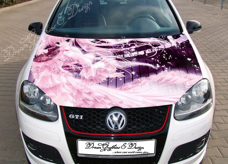 26++ Anime car decals etsy ideas in 2021