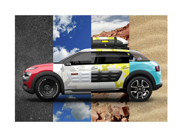 The original one, the M, Airflow or Adventure? It's a tough choice to pick only 1 model in the C4Cactus family! #Citroën #C4Cactus