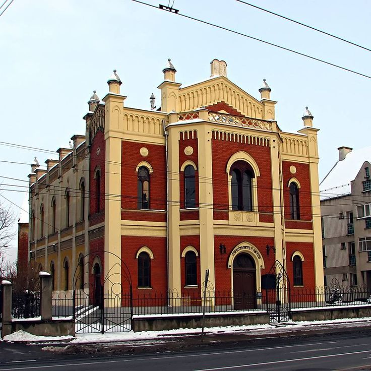 THE GREAT TRANSYLVANIA SYNAGOGUE WHERE GERMAN, HUNGARIAN AND ROMANIAN CULTURE MEET: