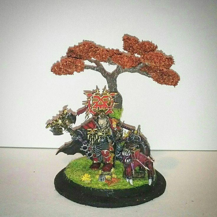 Warhammer. Korghos Khul. My work.
