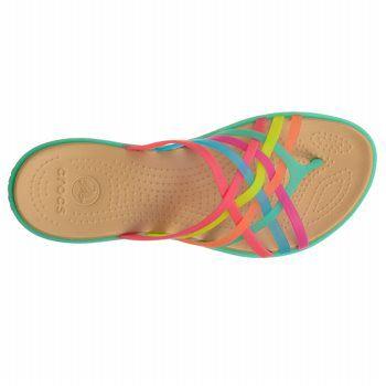 Crocs  Women's Huarache Flip at Famous Footwear