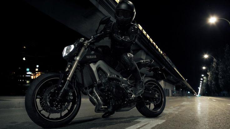 Yamaha FZ-09 2013