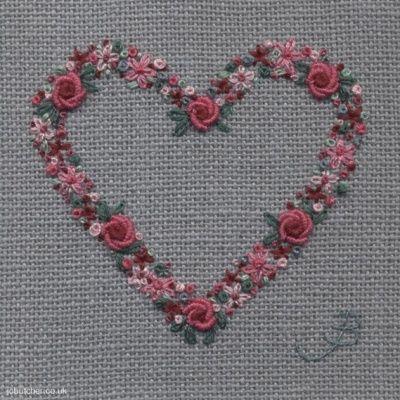 Jo Butcher - Jo Butcher - Rose Heart