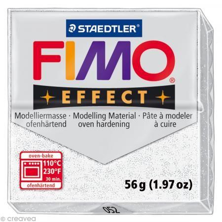 Fimo Effect Blanc Métallique 052 - 56 gr http://www.creavea.com/fimo-effect-blanc-metallique-052-56-gr_boutique-acheter-loisirs-creatifs_242.html
