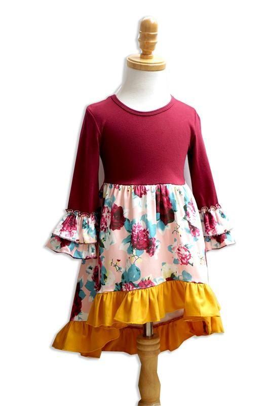 3d85102a12 Ruffle dress