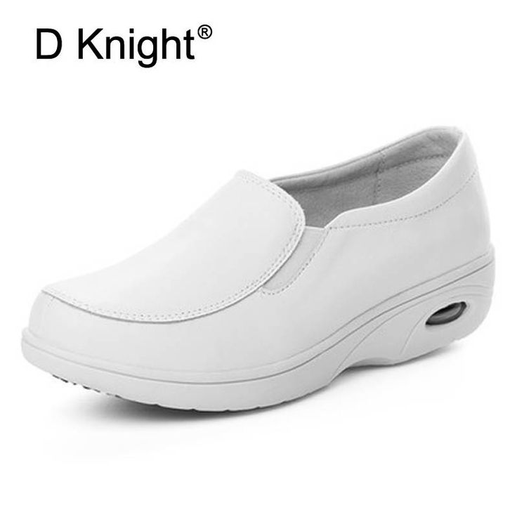 $46.00 New White Nurse Shoes for Ladies. Shoes For Healthcare Professionals  . Clogs for Doctors