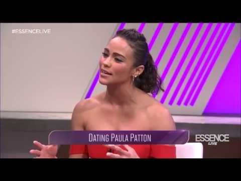Paula Patton on Dating After Robin, 'Warcraft' & Leaving Social Media | ESSENC Live - YouTube