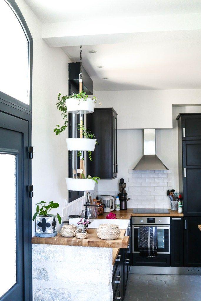 229 best cuisine images on Pinterest Kitchen ideas, Country - joint pour plan de travail cuisine