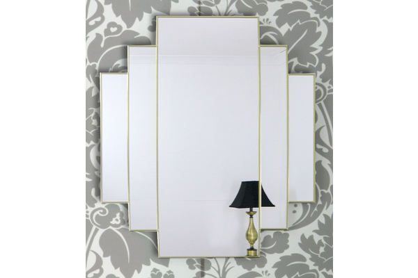 Mirage Original Handcrafted Classic Wall Mirror photo 1