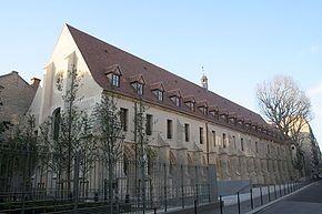 Collège des Bernardins (vers 1248) 20, rue de Poissy 75005