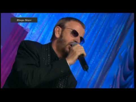 "Ringo Starr in 2005 ""It Don't Come Easy"""