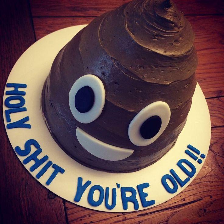 Best Poop Cake Ideas On Pinterest Emoji Poop Cake Emoji - 20 terrifying birthday cakes that will make you fear growing older