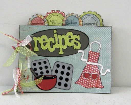 Recipe book- From my Kitchen