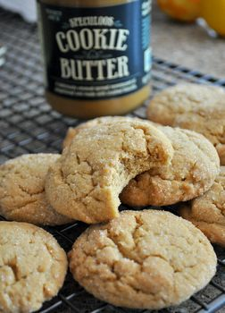 I'm obsessed with TJ Cookie Butter and cannot wait to try these cookies!