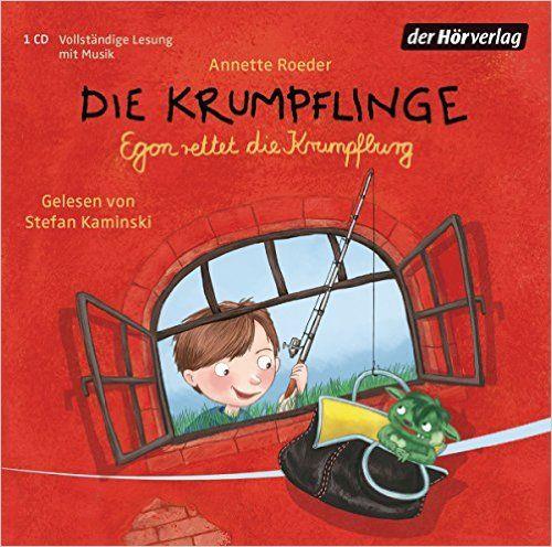 Die Krumpflinge - Egon rettet die Krumpfburg Die Krumpflinge-Reihe, Band 5: Annette Roeder, Niklas Bühler mit Anton Burgstaller, Stefan Kaminski: Bücher