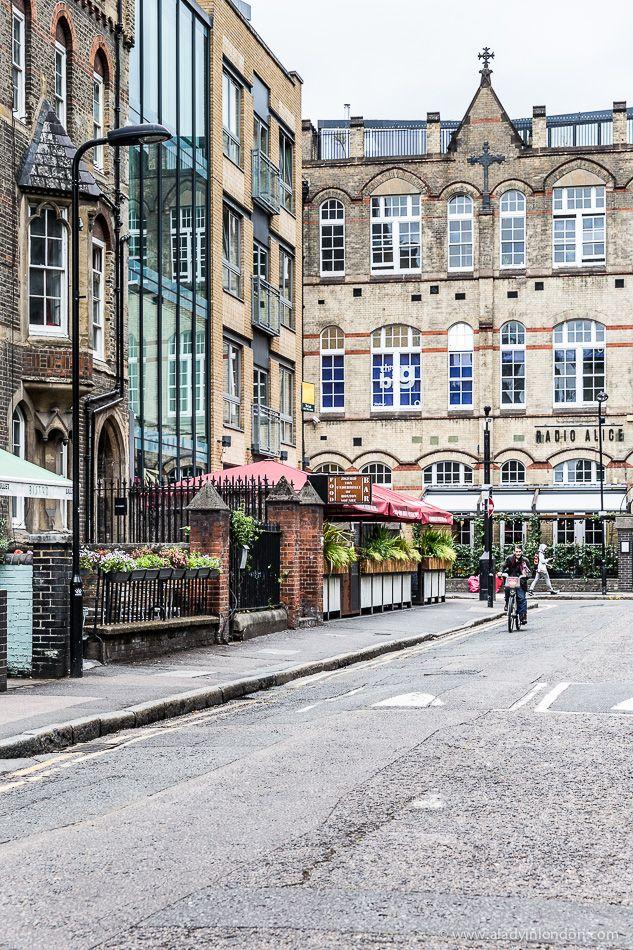 Hoxton Square, London