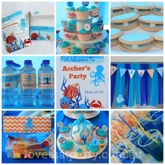 65 Best Images About Pool Party Ideas On Pinterest