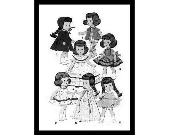 41 best Baby Doll Nouveau Clothes images on Pinterest