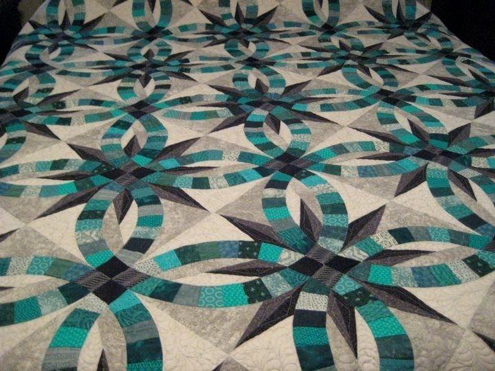 Bali Wedding Star Quilt Pattern 1000 Quilts Wedding