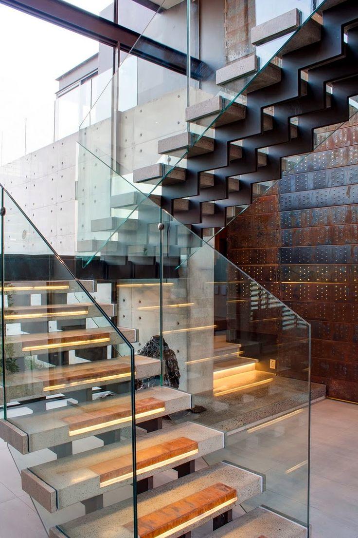 Decor Salteado - Blog de Decoração e Arquitetura : Aço Corten - tendência na arquitetura e na decoração!