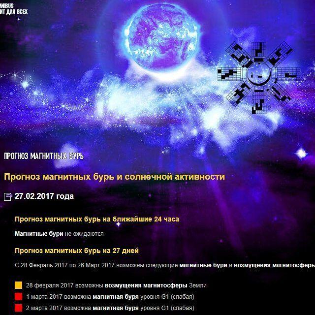 Смотрите ли Вы прогноз погоды? Скорее, да)☂❄☉ 🌅А интересуетесь ли космической погодой? Ведь солнечные вспышки оказывают огромное влияние на человека и… электронику, особенно уязвима беспроводная...