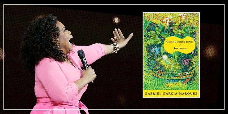 In 1996, Oprah started her very own book club. Each year she has chosen a few…