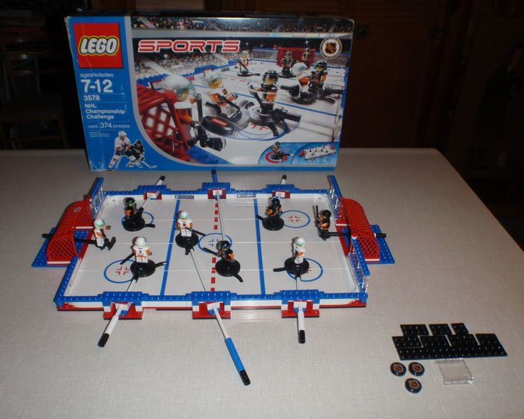 Lego Hockey | Informative Article to use for modeling in writing.  High interest for boys. :-)