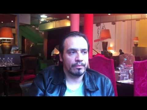 interview d'Alexandre Astier pour son spectacle l'exoconférence au théâtre du rond point à paris.