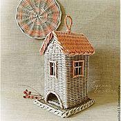 """Для дома и интерьера ручной работы. Ярмарка Мастеров - ручная работа Чайный домик """"Старый город"""". Handmade."""