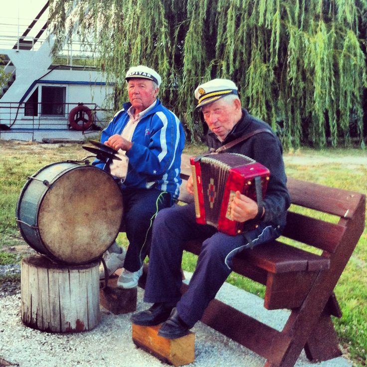 Old Ukrainians in Crisan village, Tulcea - Danube Delta - http://www.hotelgggociman.ro/en.html