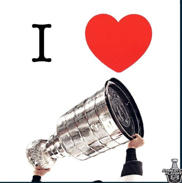 Lord Stanley's Cup We were so close this year boys, beat out by the Kings. Always next year. GO BLACKHAWKS!