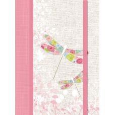 DRAGONFLY DREAMS JOURNAL LARGE BOUND