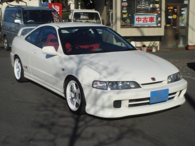 Japanese Used Modified Sports Cars Honda Integra Type R Export Sales Are  Carried Out From Japan.