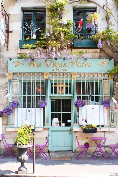 Learn all the cool places and food to eat in Paris when you go on a European adventure.