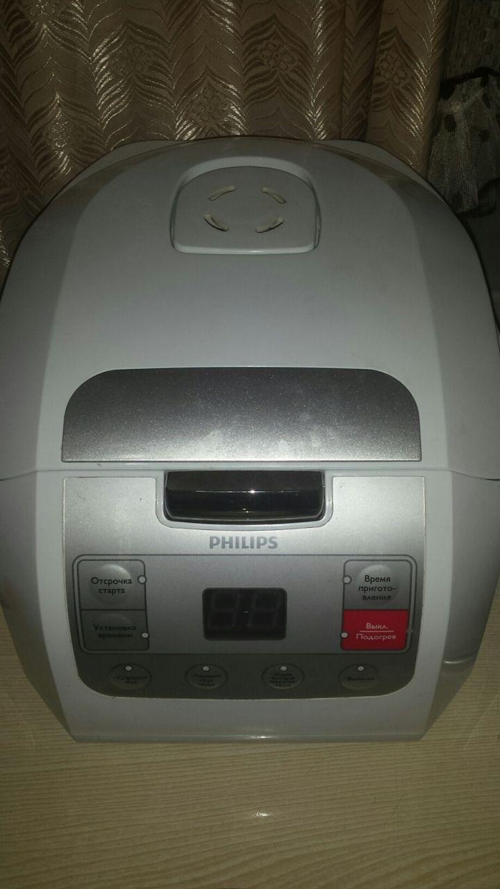 Мультиварка Philips HD3033 - Горшочек, вари!