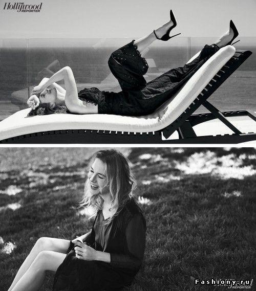 Рене Зеллвегер для The Hollywood Reporter