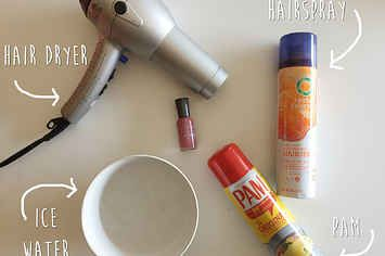 We Tested Out The Fastest Ways To Dry Nail Polish And Were Surprised By The Results
