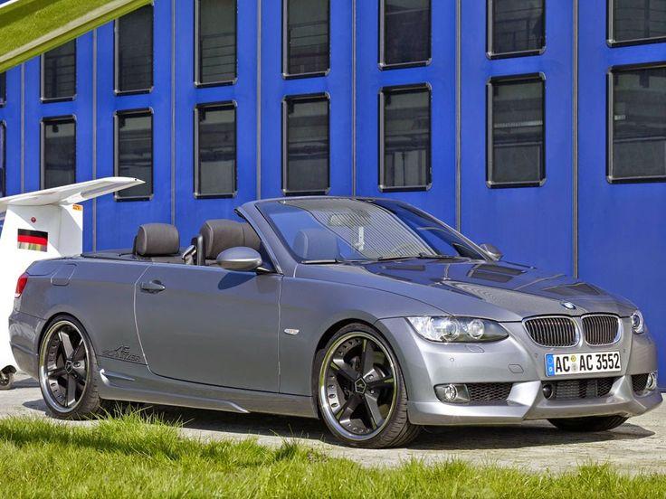 Mobil BMW Super AC Schnitzer S3 Cabrio | Mobil Terbaik Dunia