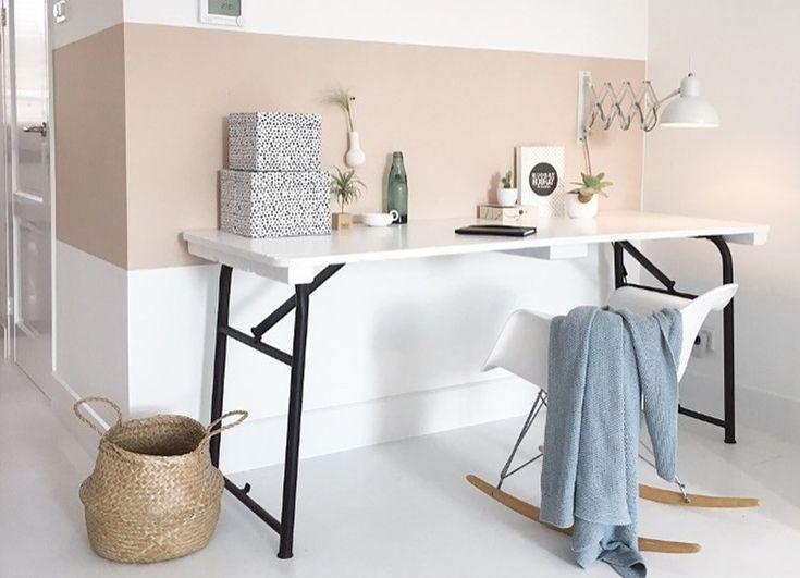 12x de leukste items voor een werkplekje in je woonkamer