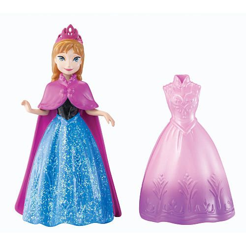 "Disney Princess Frozen Magic Clip - Anna of Arendelle - Mattel - Toys ""R"" Us $6.99"