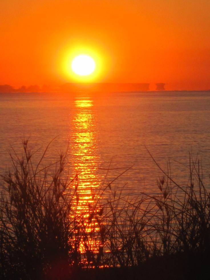 Sunrise at 40 Mile Beach, Western Australia