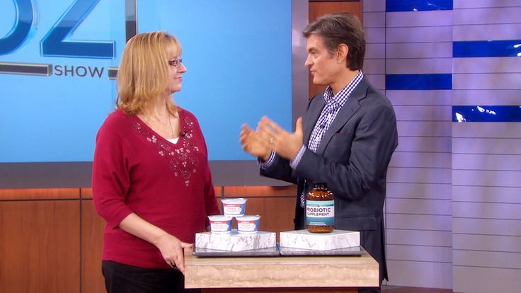 The One Food That Will Beat Belly Bloat (Dr. Oz) - he may be loony sometimes but he does have some good segments!