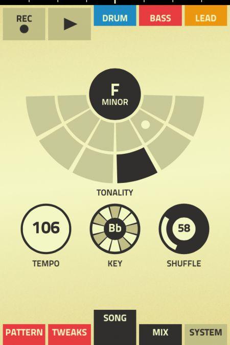figure / propellerhead: Music App, Ui Design, Flats Ui, Figures App, User Interface, Mobiles Ui, Graphics Design, App Design, Mobile Design