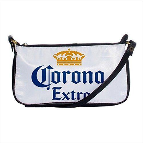 Corona Beer Logo Shoulder Clutch Bag *** Click image to review more details.